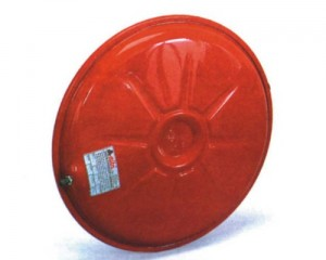poza Vas expansiune circular plat pentru centrala 7 litri Ø385 ELBI-ITALIA