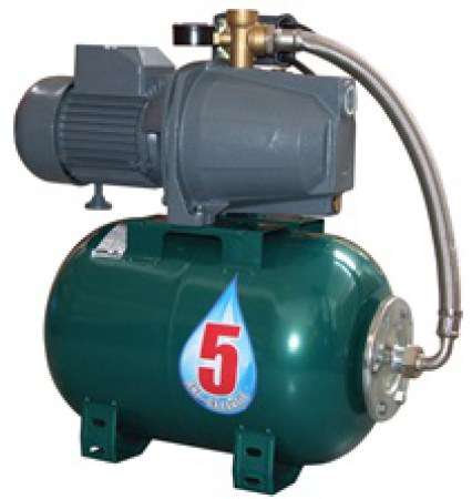 Hidrofor Wasserkonig 9m-50L