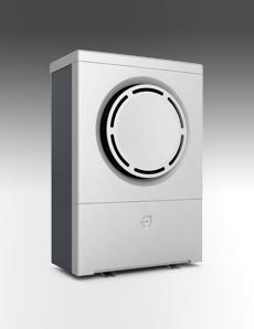 poza Pompa de caldura aer/apa Thermia Atec 230V 11-10,8KW
