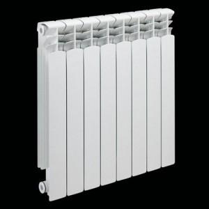 poza Radiator aluminiu RAGALL h=600