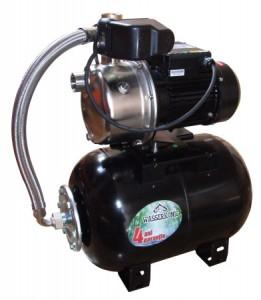 poza Hidrofor Wasserkonig cu pompa din inox