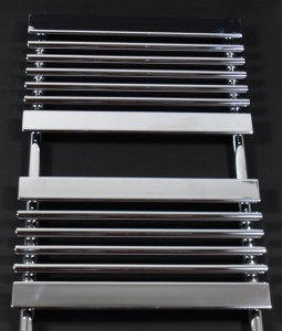 poza Radiator port prosop decorativ LENTO CHROME 500 X 1100