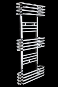 poza Radiator port prosop decorativ VENUS CHROME 500 X 1200