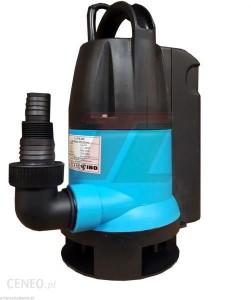 poza Pompă de apă submersibilă cu întrerupător plutitor încorporat IBO IPK 400